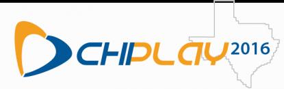 CHI PLAY 2016 Logo